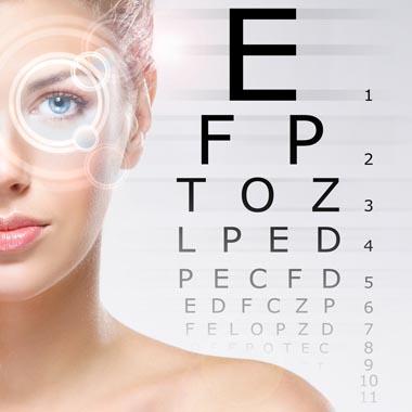 helyes látásvizsgálat