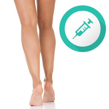 visszér a lábakon zúzódás