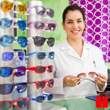 Kész dioptriás szemüveg